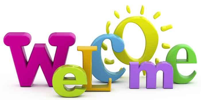 Welcome greetings PromooCodes