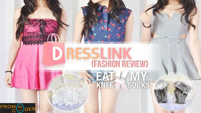 Drersslink Coupons for the Fashion Store