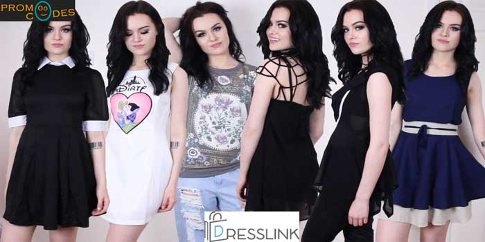 Occassion Special Dresses with discount using Dresslink Coupon codes