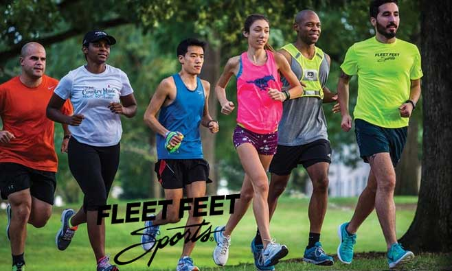 Promo Codes for Fleet Feet Sports Running Shoes