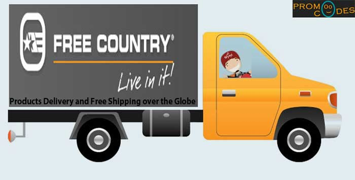 Free Country Delivery and Free Shipping Free Country Offer