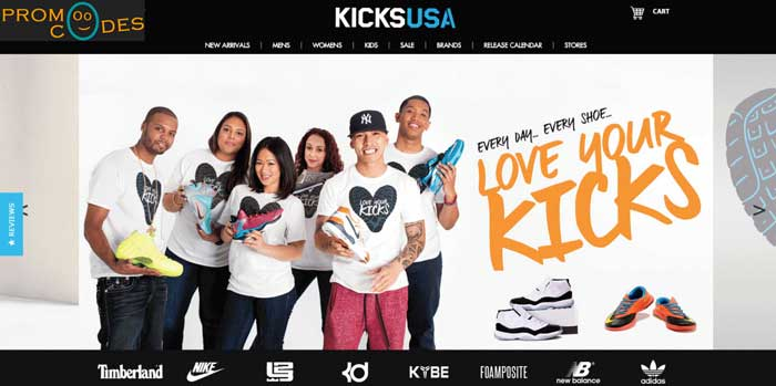 KicksUSA Promo Code will give you best savings