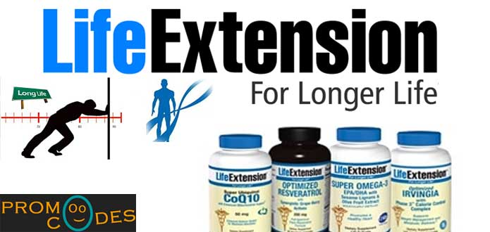 Best Life Extension Promo Codes
