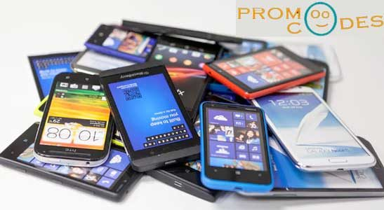Mobile Phones From Online Store