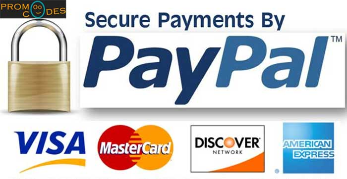 Pay Online with Paypal secure method