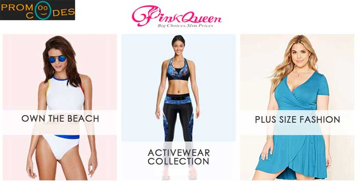 Updated Pinkqueen Promo Codes