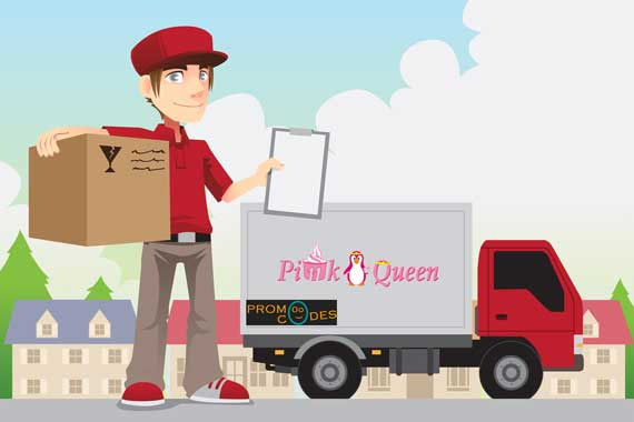 Pinkqueen Promotional codes for Free Shipment