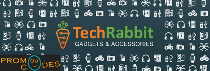 Techrabbit Promo Codes are here