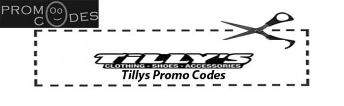 graphic regarding Tillys Printable Coupon called Tillys Promo Codes: 50% off Tillys Clothing, Coupon codes Discounts