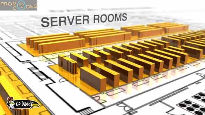 Godaddy Server Chamber