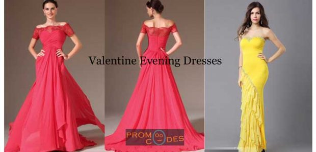 Valentine Evening Dresses