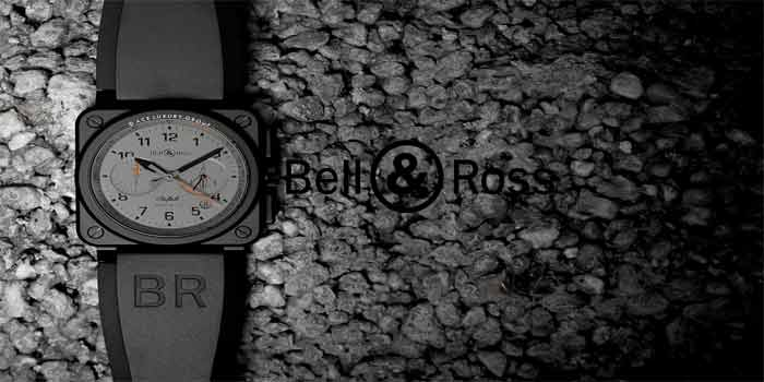 Bell and Ross The Luxury watch brand