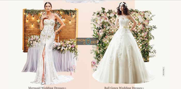Ericdress Wedding Dress