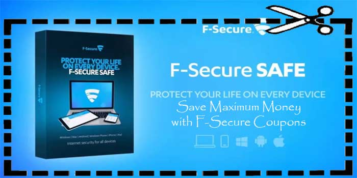 F-secure Coupons for huge discounts