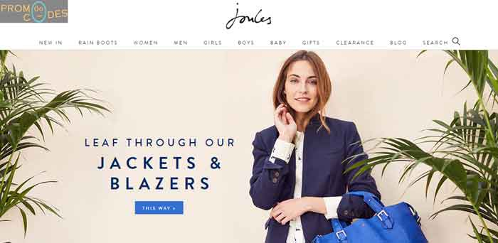 JoulesUSA Coupons