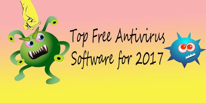 Top Free Antivirus-Software