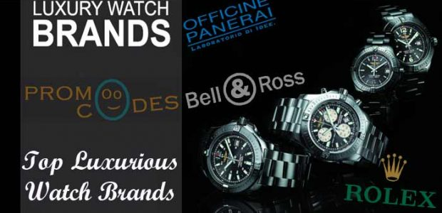Top Luxury Watch Brands