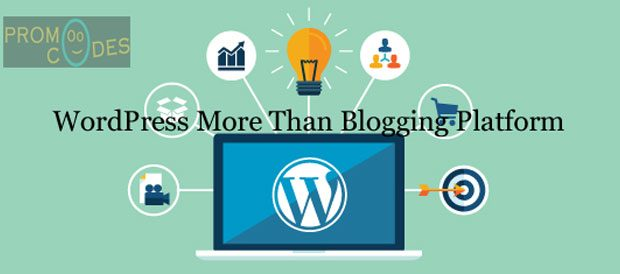 WordPress is More than a Blogging Platform