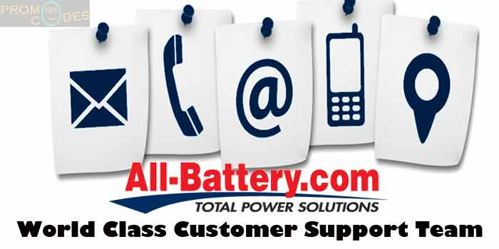 All-Battery-Customre-Support-Team