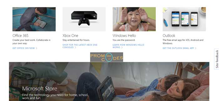 Microsoft Promo Codes