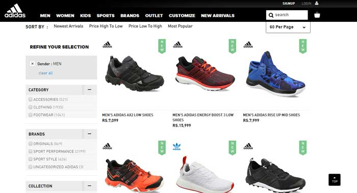 Adidas Shoes Offers