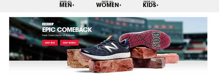 Boots From New Balance