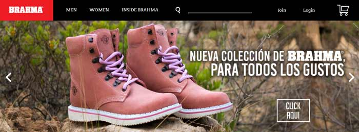 Brahma Shoes Collection