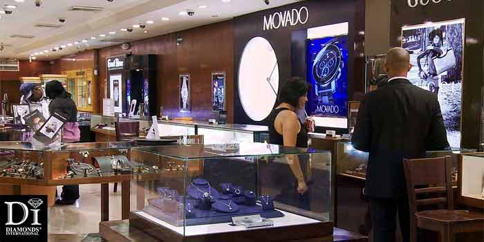 Coupons for Diamonds Internation Jewelry