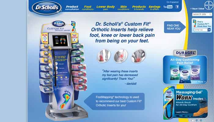 Dr. Scholls