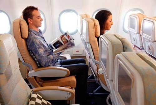 Etihad Economy Airlines