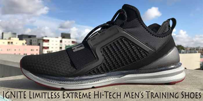 IGNITE Limitless Extreme Hi Tech Men's Training Shoes
