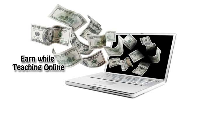 Earn with Teaching Online