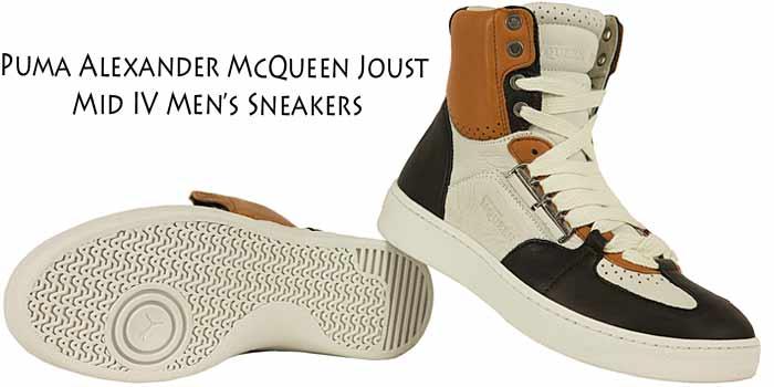 Puma-Alexander-McQueen Joust Mid IV Men's Sneakers