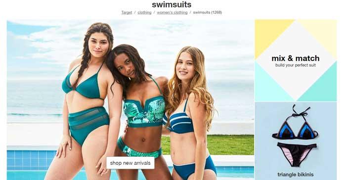 Target Beachwear