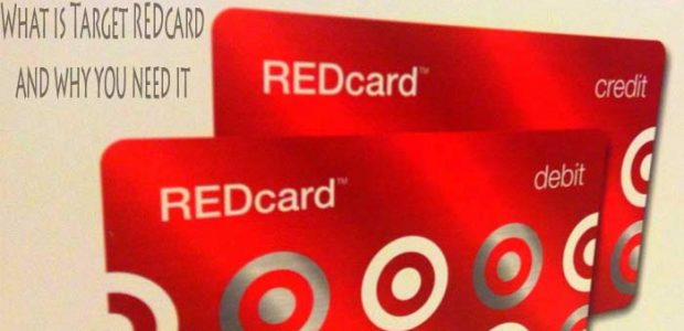 Target REDcard and why we need it