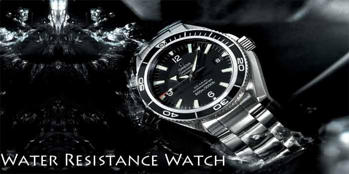 Choose Water Resistence Watch
