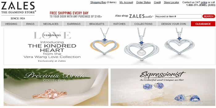 Zales - The perfect Diamond Store