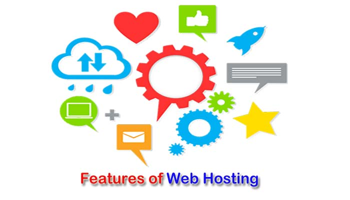 Features of Web Hosting