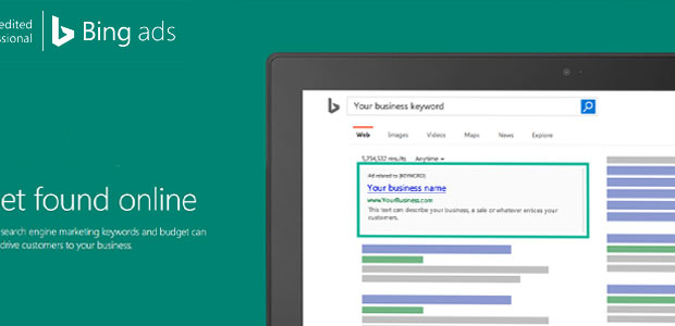 Bing Ads - Expand your business