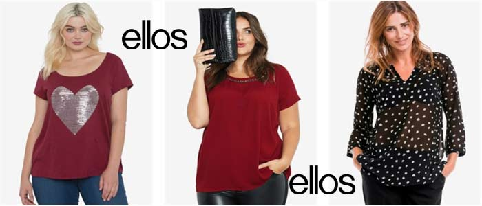 Ellos Plus Size Clothing Coupons