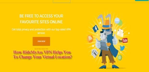 HideMyAss VPN Service