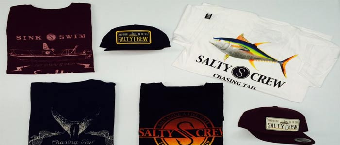 Salty Crew Coupons for affordable fashion Products