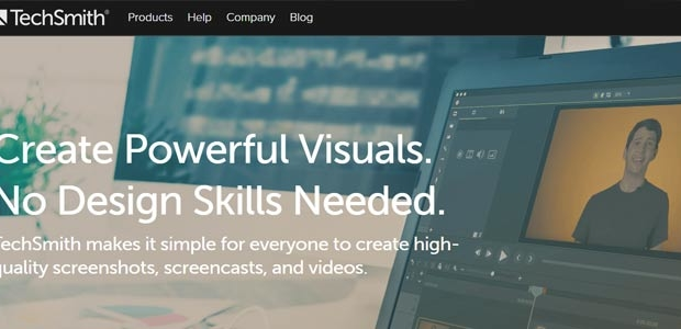 TechSmith Visual Communication Software