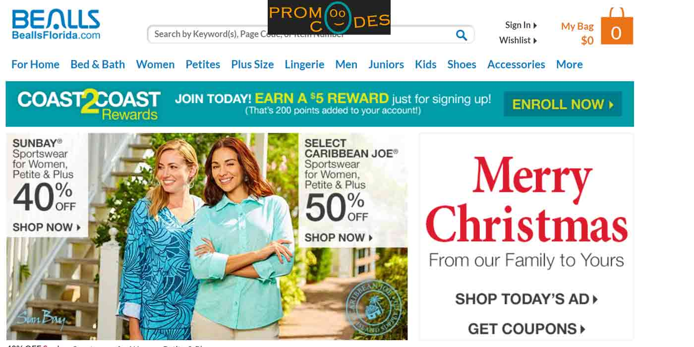 Bealls florida coupon code