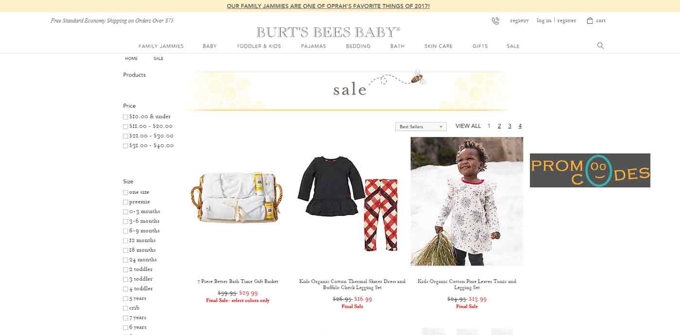 burtsbeesbaby.com coupon code