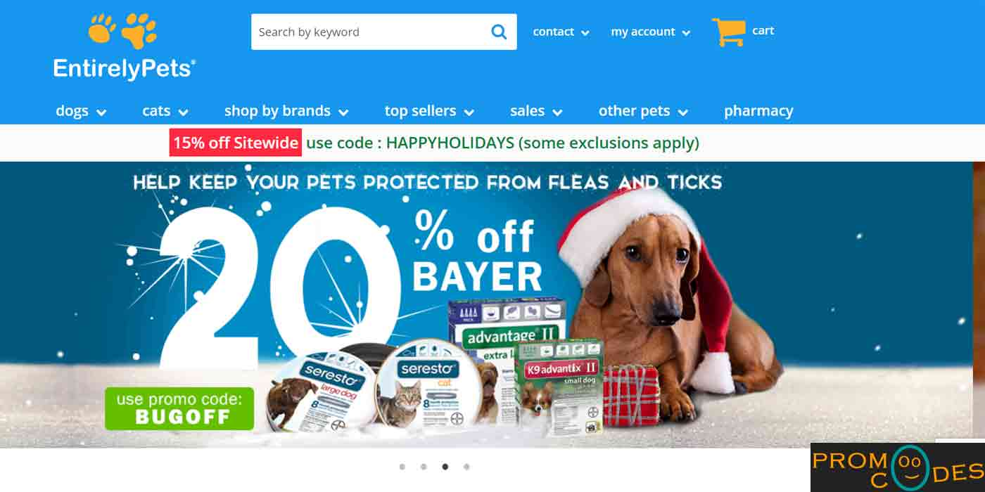 entirely pets coupon codes 15 off