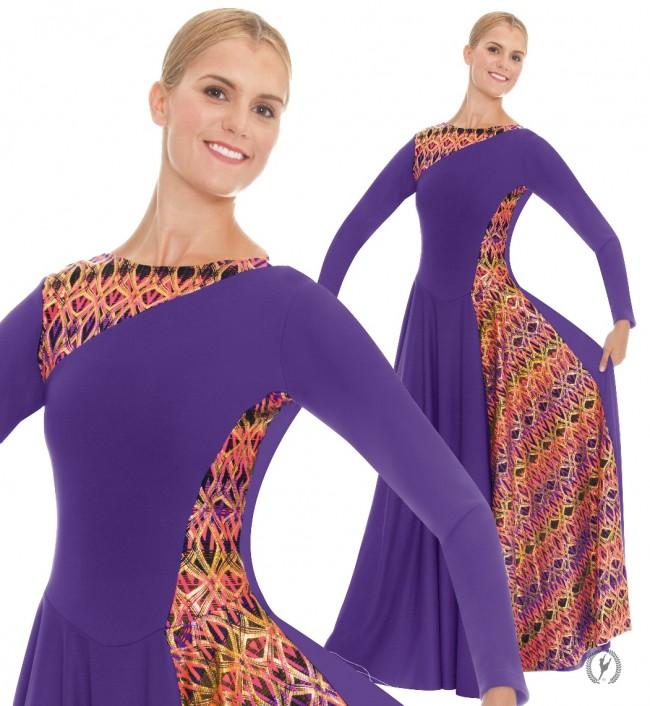 Praise Asymmetrical Dress