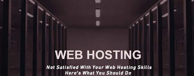 webhosting skills