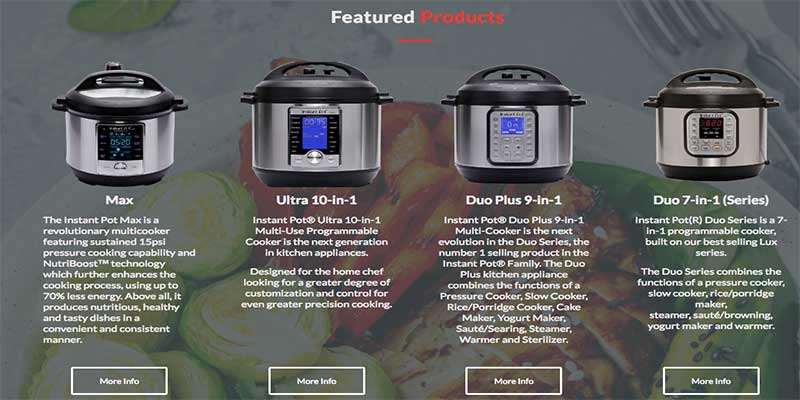 Instant Pot Coupon Codes