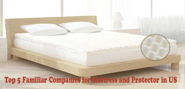 Top 5 Companies for Mattress-